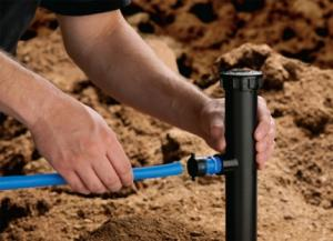 Our Richardson Sprinkler Installation team does full system installation